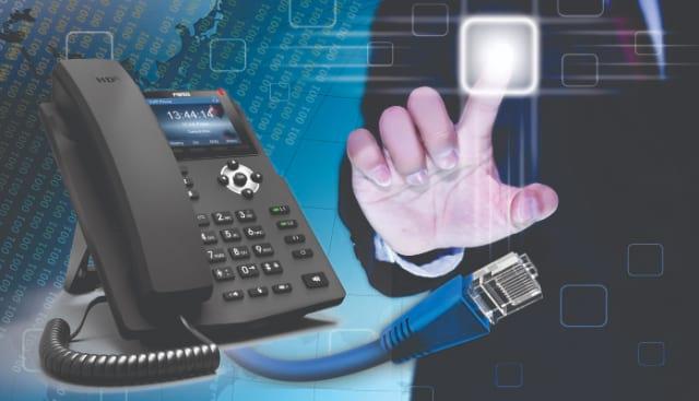 Comunicaciones con la tecnología VoIP