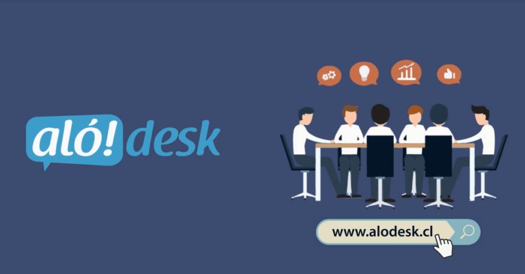 Alodesk es una Plataforma 100% cloud de Control Telefónico con Panel intuitivo e interfaz amigable